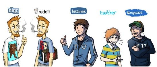 social network addicted